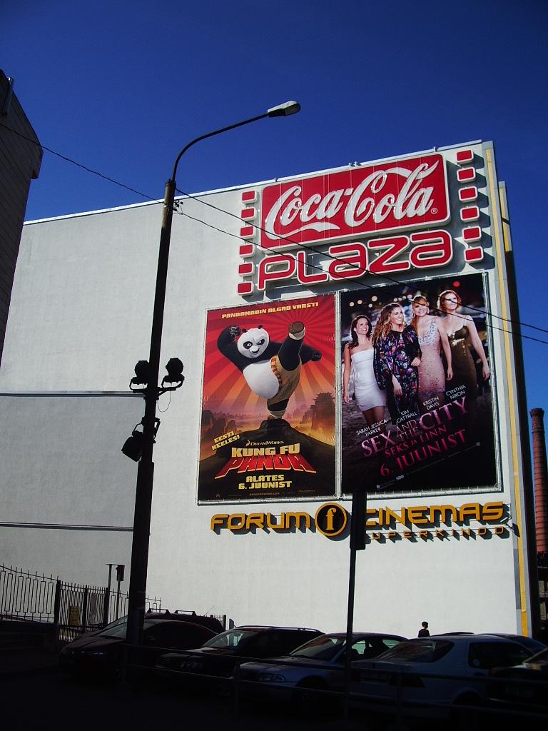 Coca Cola Plaza