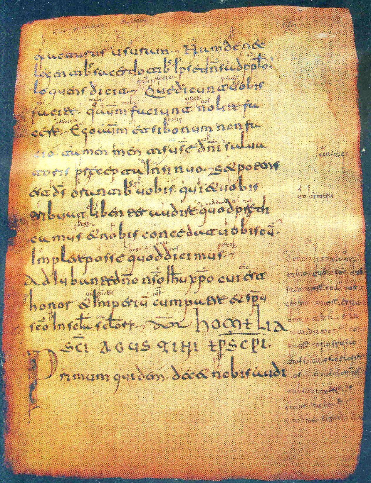 Donemiliagako Glosak Wikipedia Entziklopedia Askea