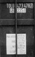 Container identificatie