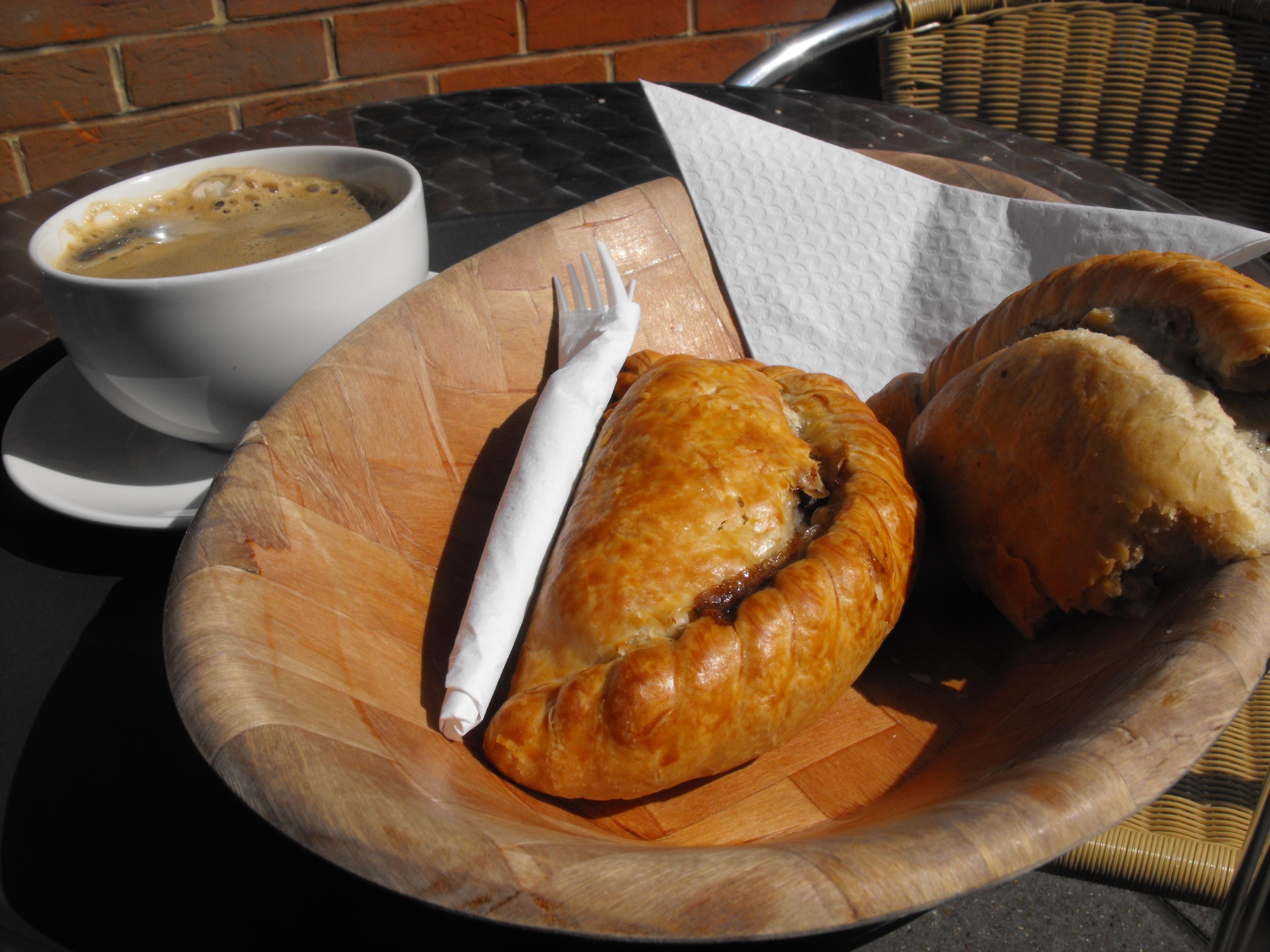 Michigan Cuisine: Enter the Pasty