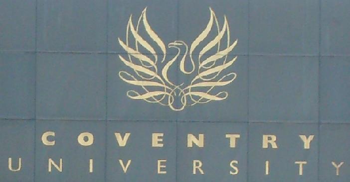 Coventry University.