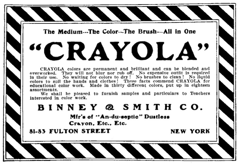 file crayola ad 1905 jpg wikimedia commons