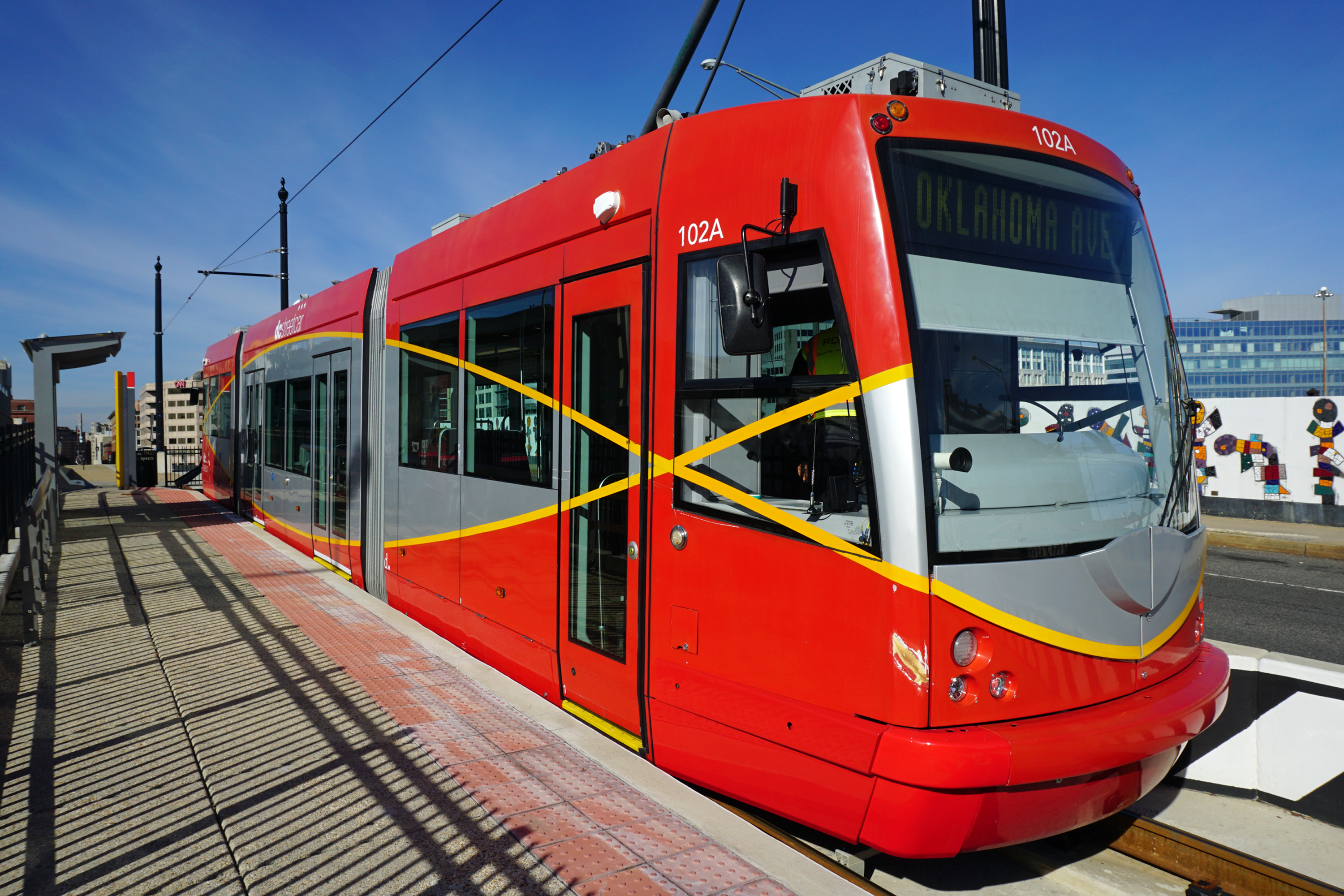 Image result for dc streetcar
