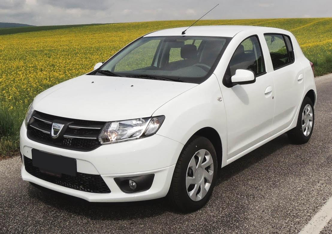 Dacia Sandero - Dacia Sandero - qaz.wiki