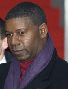 dennis haysbert girlfriend