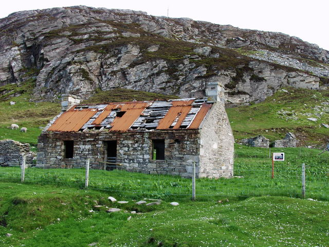 File Derelict House For Sale Geograph Org Uk 1078776