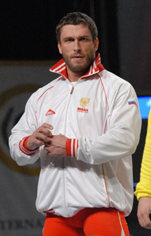 Dmitry Klokov - Wikipedia