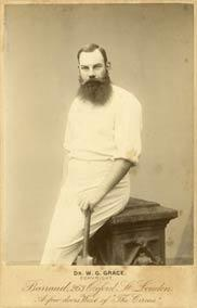 W. G. Grace - Wikipedia, the free encyclopedia