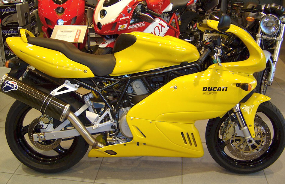 Ducati Supersport 800 For Sale