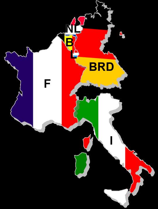 Vertrag Zur Gründung Der Europäischen Gemeinschaft Wikipedia