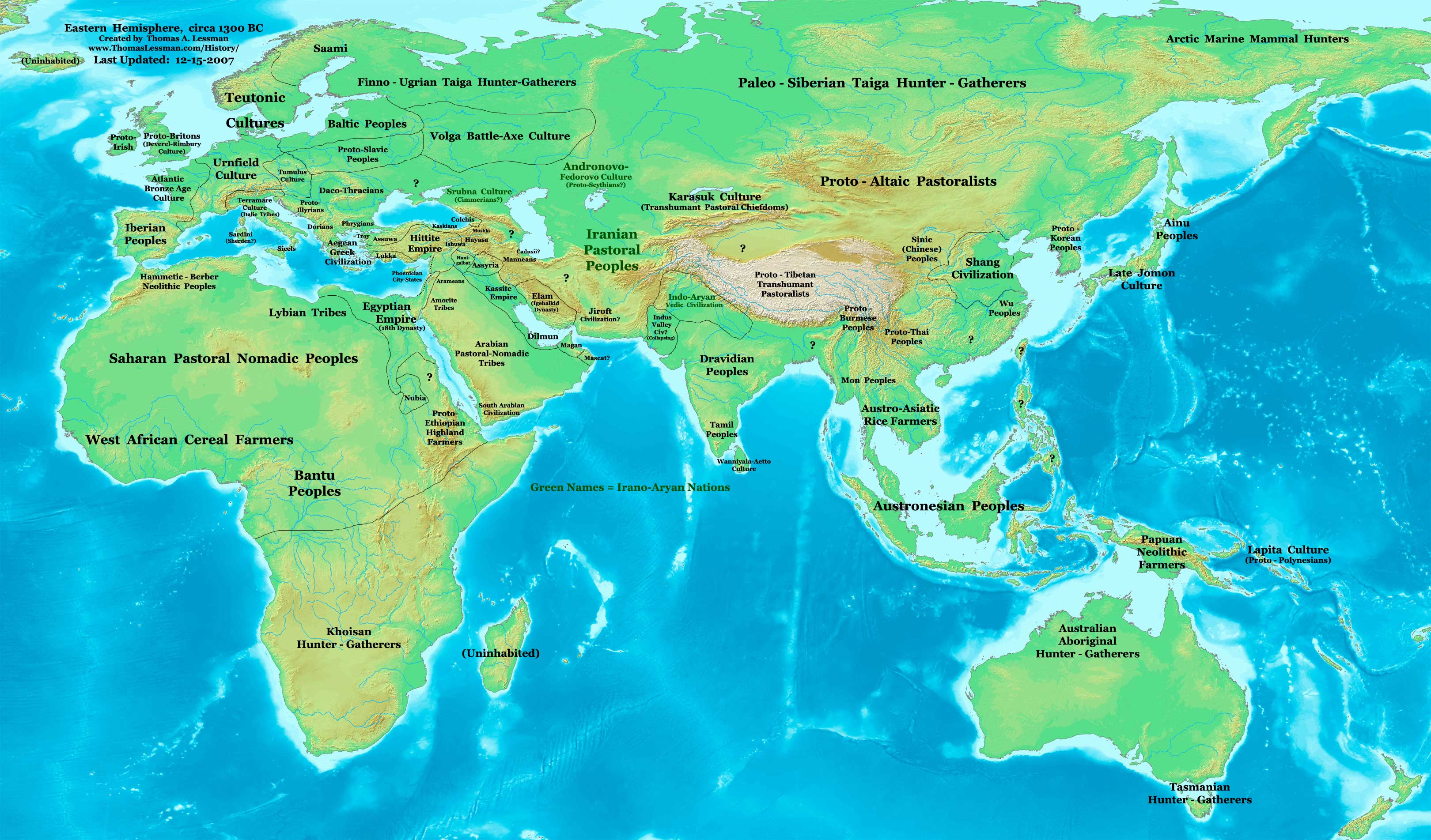 THEN AND NOW WORLD MAPS FROM 1300 B C TO 1500 A D AND HISTORY OF KERALA ST