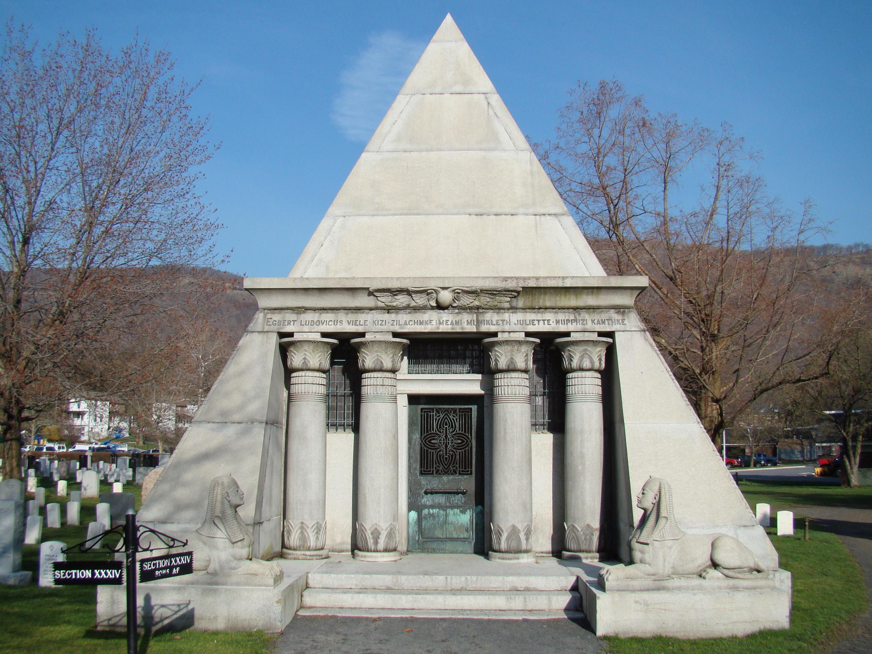 File Egbert Viele S Grave West Point Ny Jpg Wikimedia