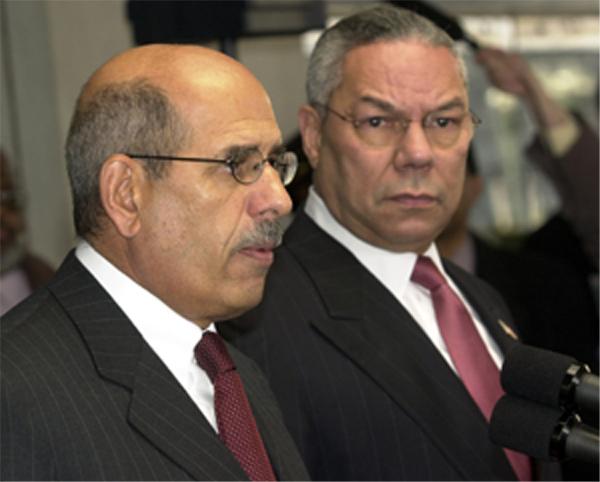 Fichier:ElBaradei Powell 030110.jpg