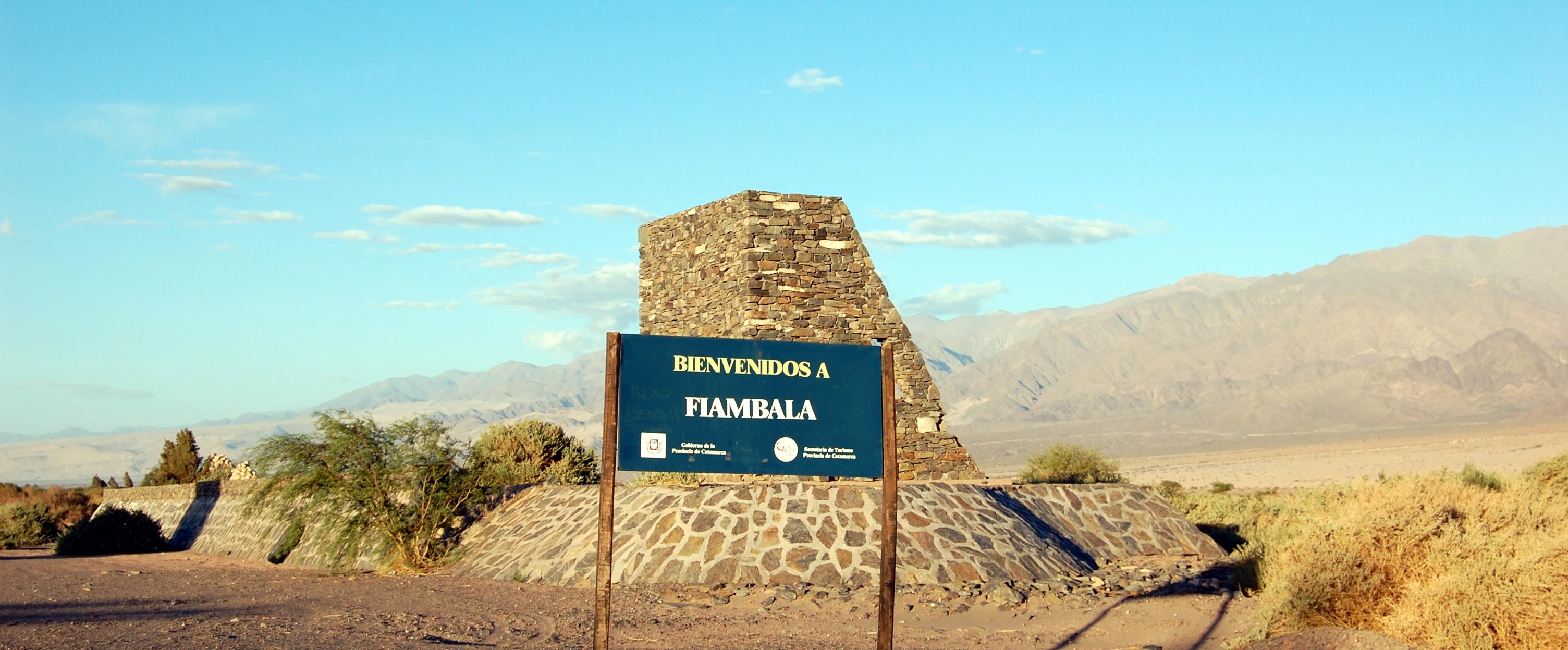 Fiambala - Ruta de los volcanes