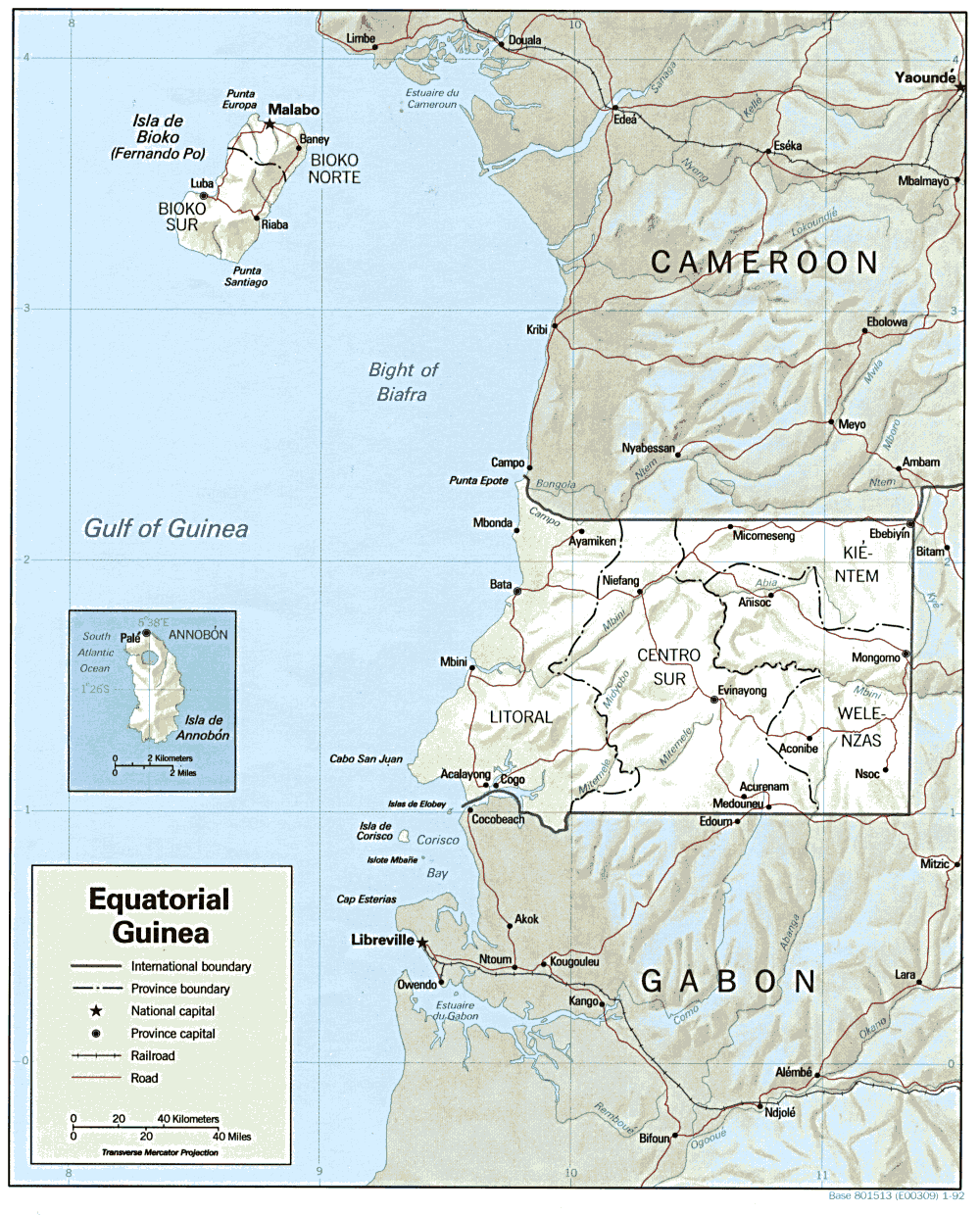 Geography of Equatorial Guinea - Wikipedia on map showing algeria and guinea, map of equatorial guinea in madrid, the capital of guinea ecuatorial in spanish, map of nigeria biafra, guinea ecuatorial map in spanish, map of africa, map of only equatorial guinea, map of mbini river, map of equatorial guinea in spain,