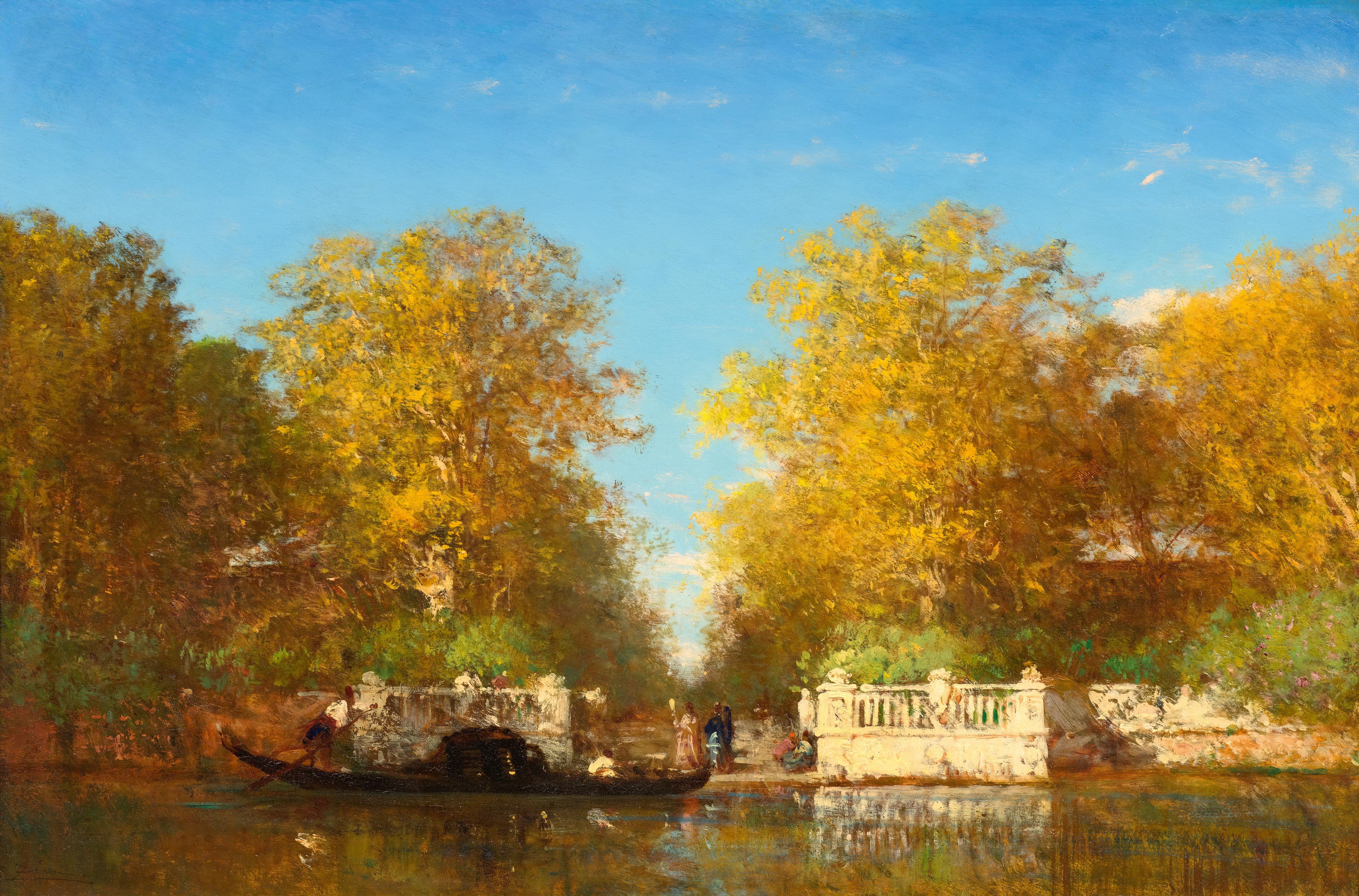 File:Félix Ziem Venise Entrée des jardins français.jpg - Wikimedia ...