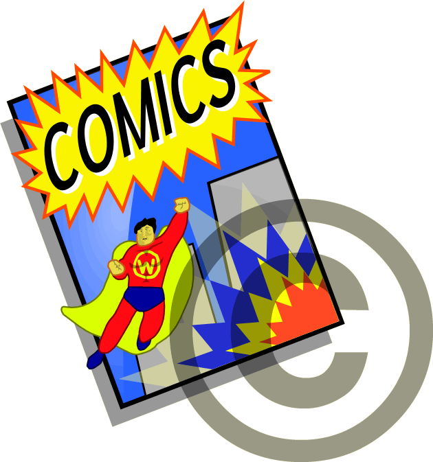 File:Fair use icon - Comics.png: commons.wikimedia.org/wiki/File:Fair_use_icon_-_Comics.png