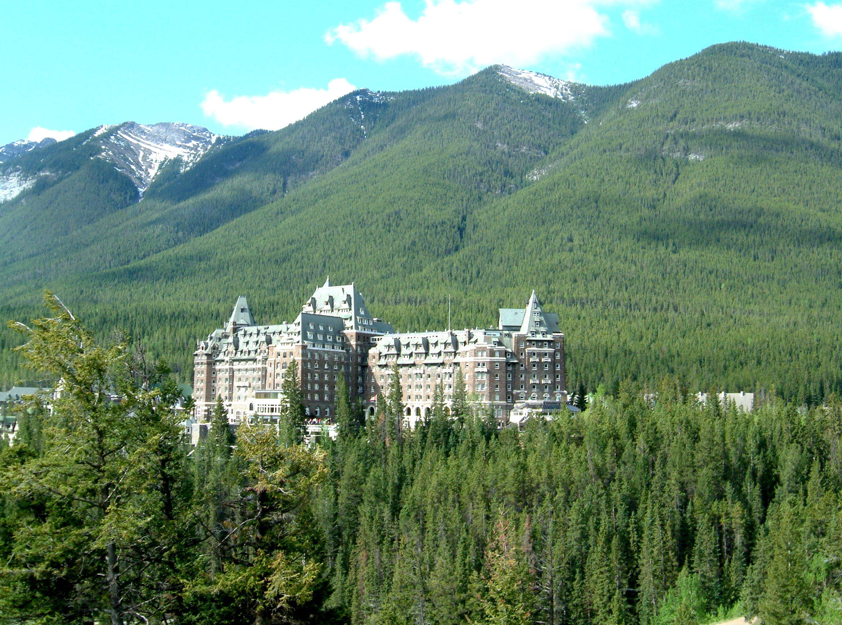 Banff National Park Hotel Fairmont