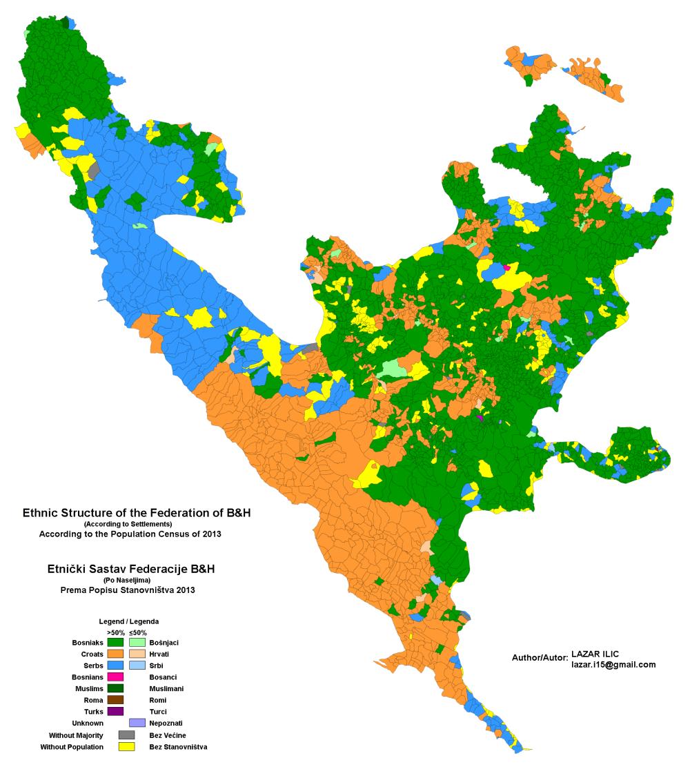 Federation of Bosnia and Herzegovina Wikipedia