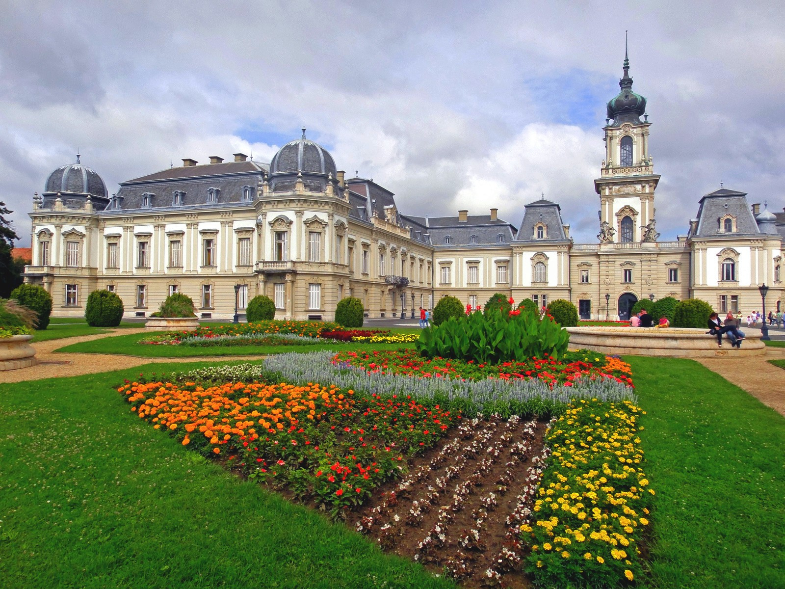 Keszthely Hungary  city photos gallery : Festetics kastély 10876. számú műemlék 32 Wikimedia ...