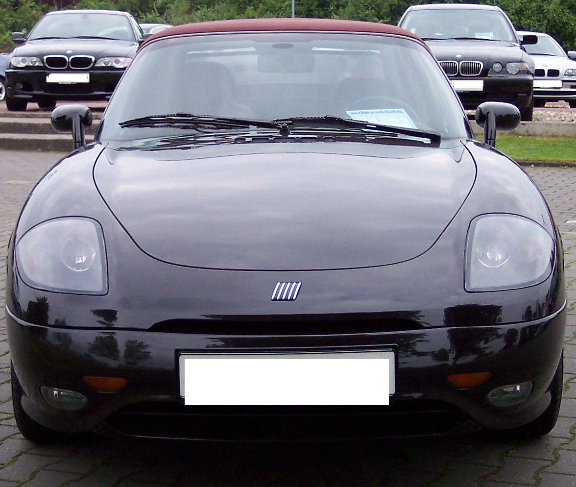 Fiat Barchetta Black V