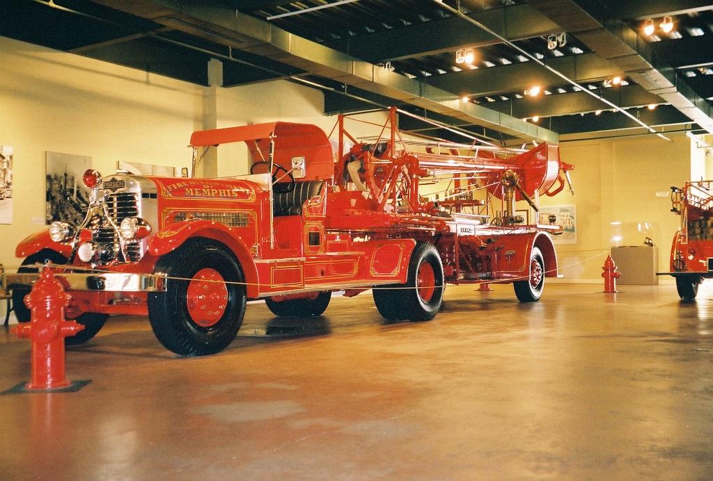 Firetruck Memphis TN Fire Museum Inside 2.jpg