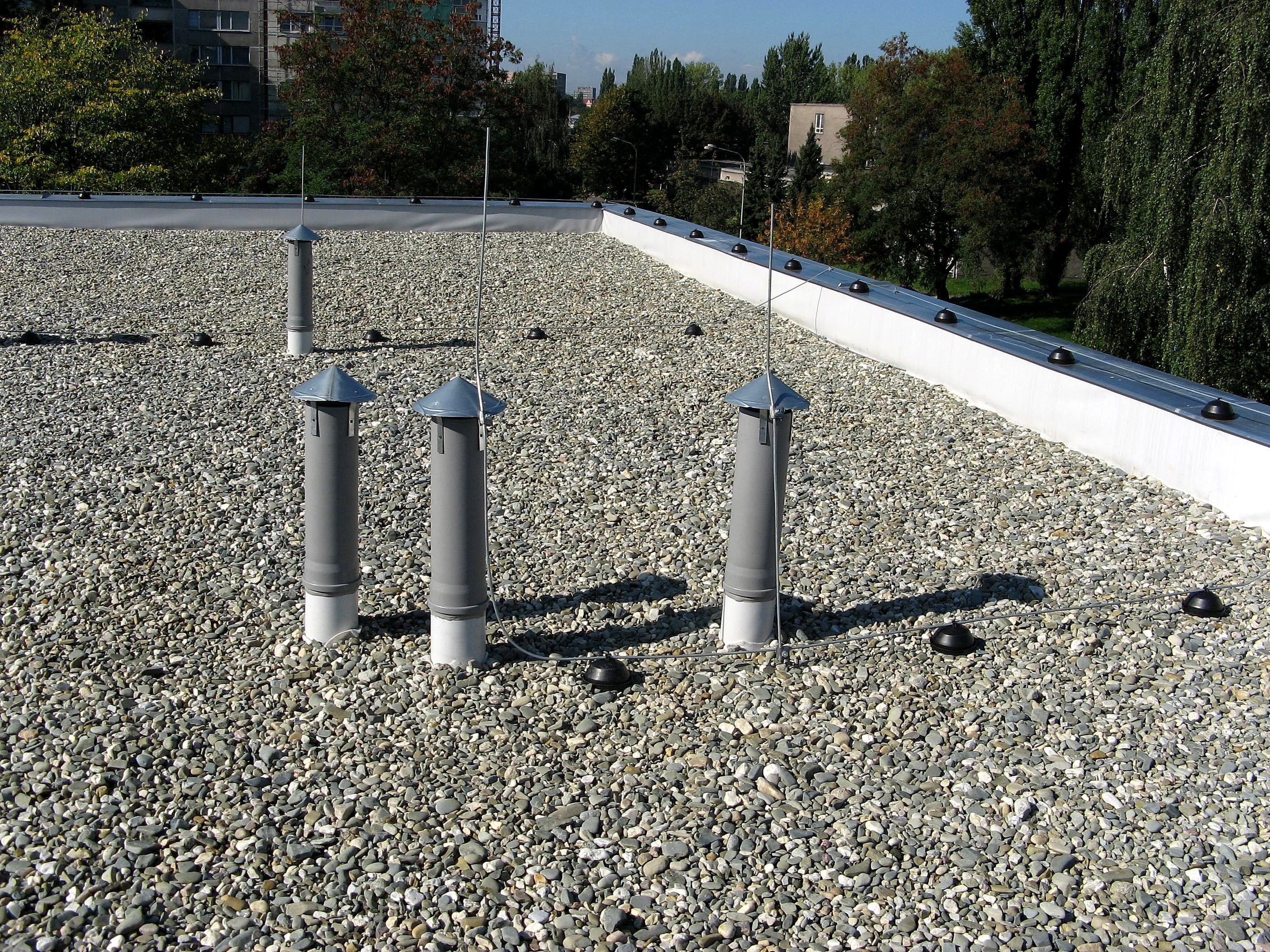 Built Up Roof Systems Design