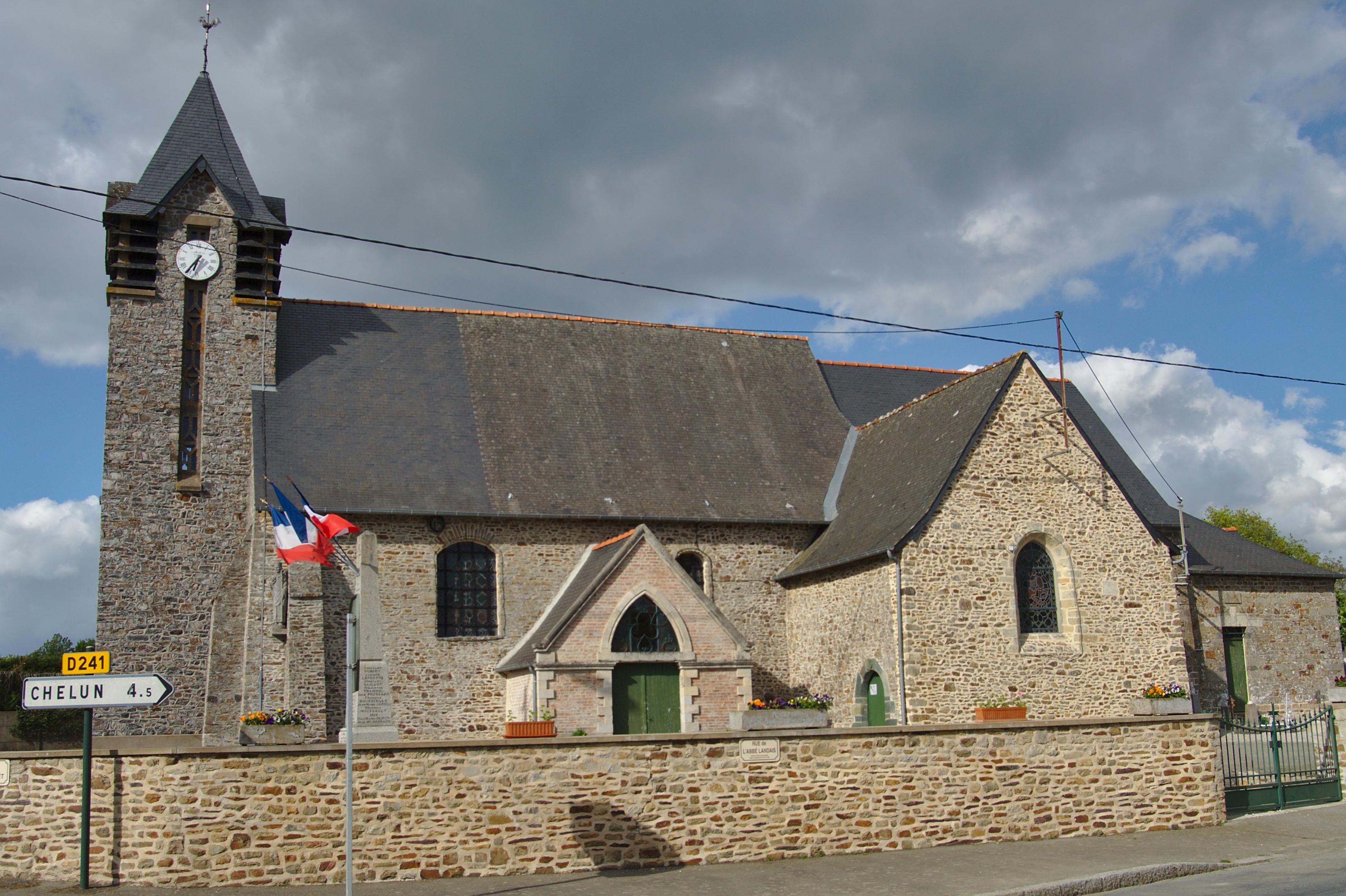 photo de eglise Saint-Martin de Tours
