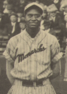 Frank Duncan Jr (pictured) and his son, Frank Duncan III of the 1941 Kansas City Monarchs are thought to have been the first professional father/son battery.