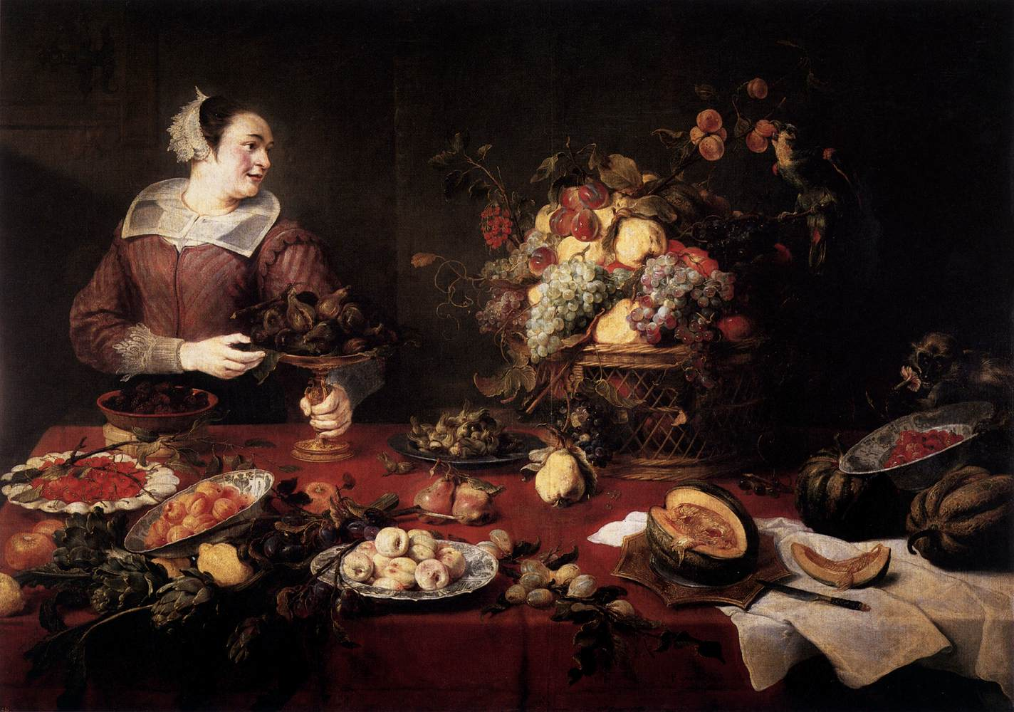 The painter Frans Snyders: biography, creativity, and interesting facts 75