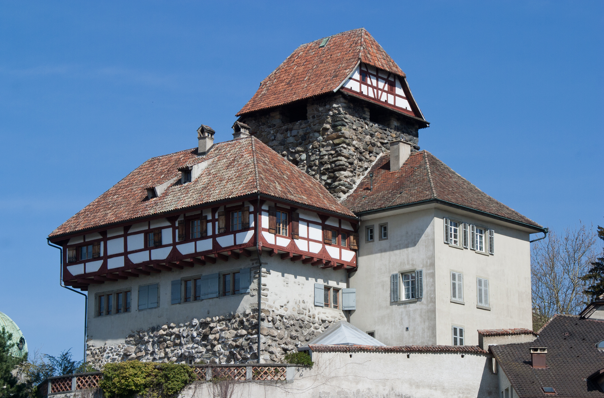 Frauenfeld Switzerland  city photos : Frauenfeld Schloss Wikimedia Commons