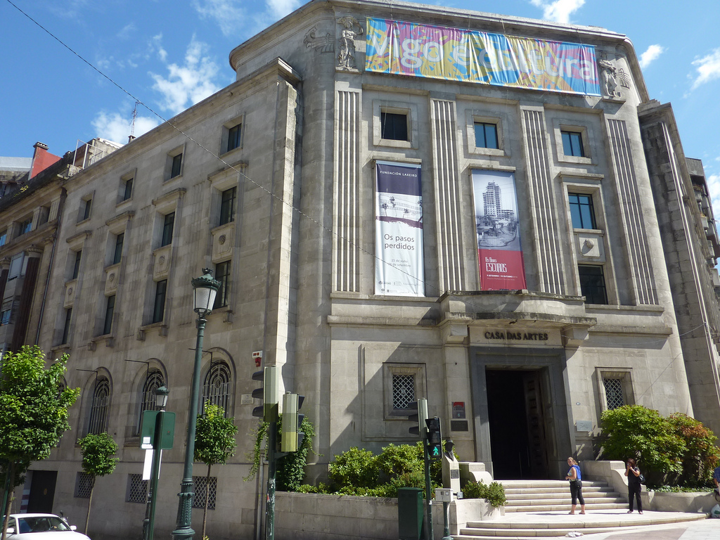 Casa de las artes wikipedia la enciclopedia libre for Horario bancos madrid