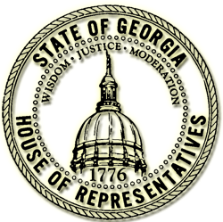 Georgia House of Representatives Lower house of the Georgia General Assembly