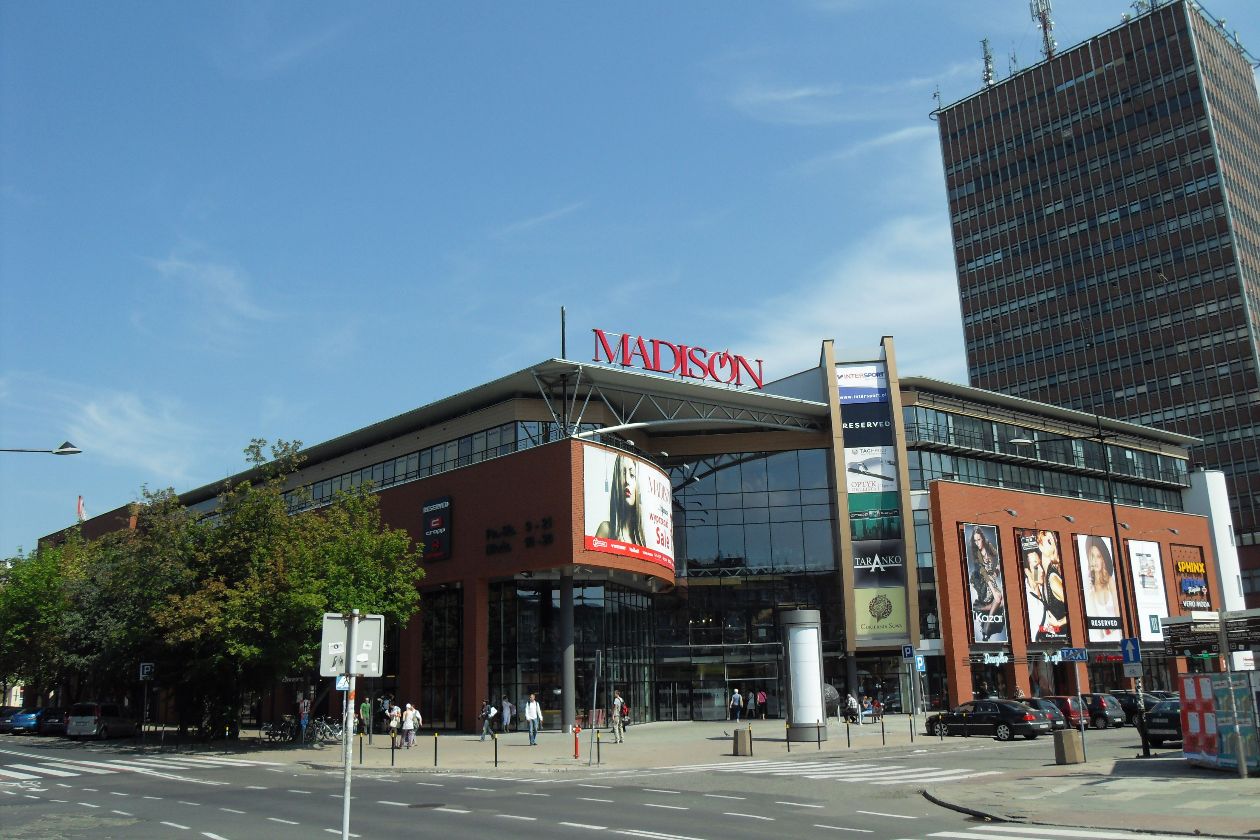 Fashion House Gdansk Stores