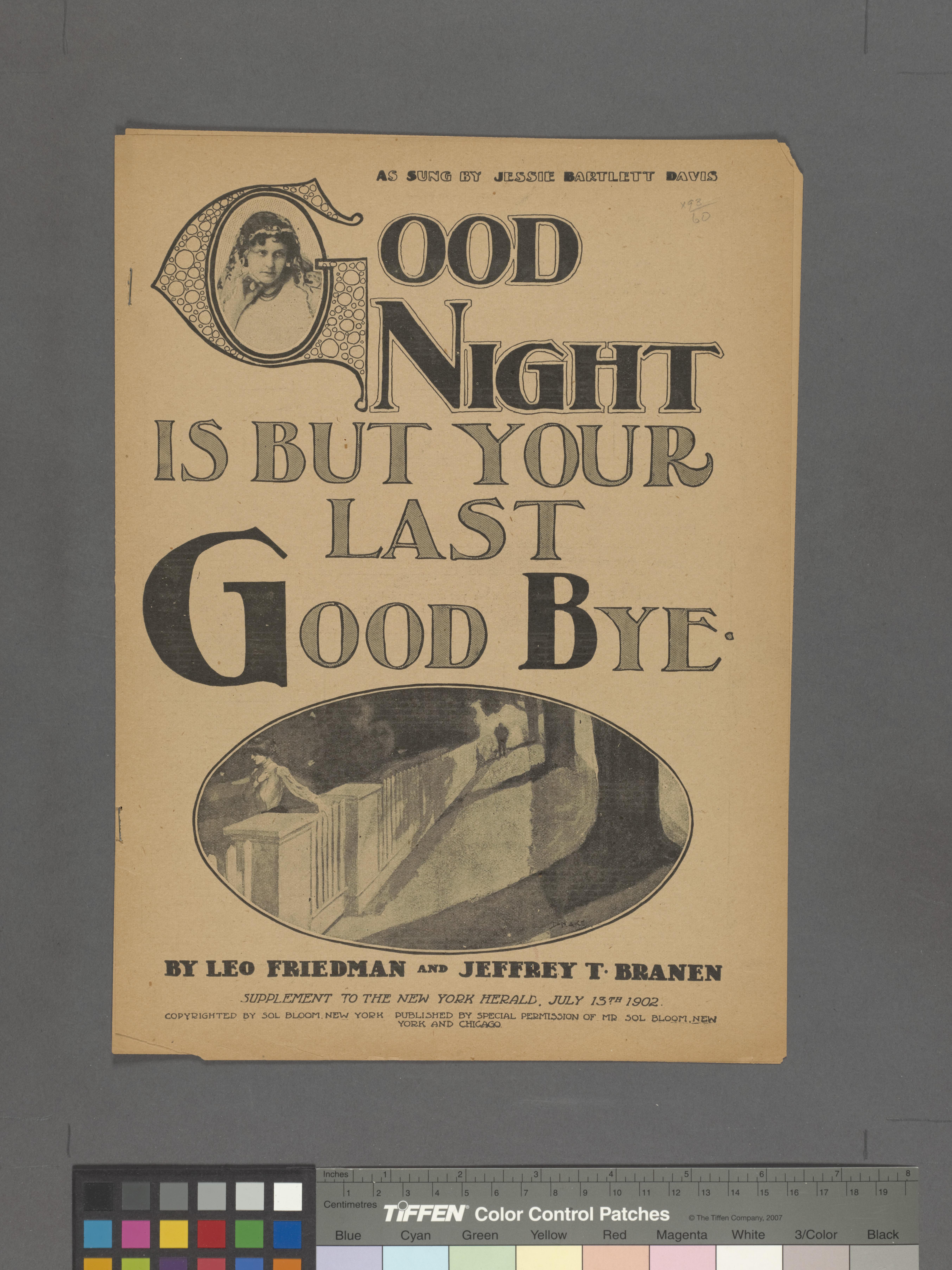 Filegood Night Is But Your Last Good Bye Nypl Hades 1926767