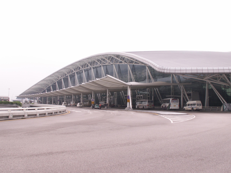 Baiyun Airport in Guangzhou