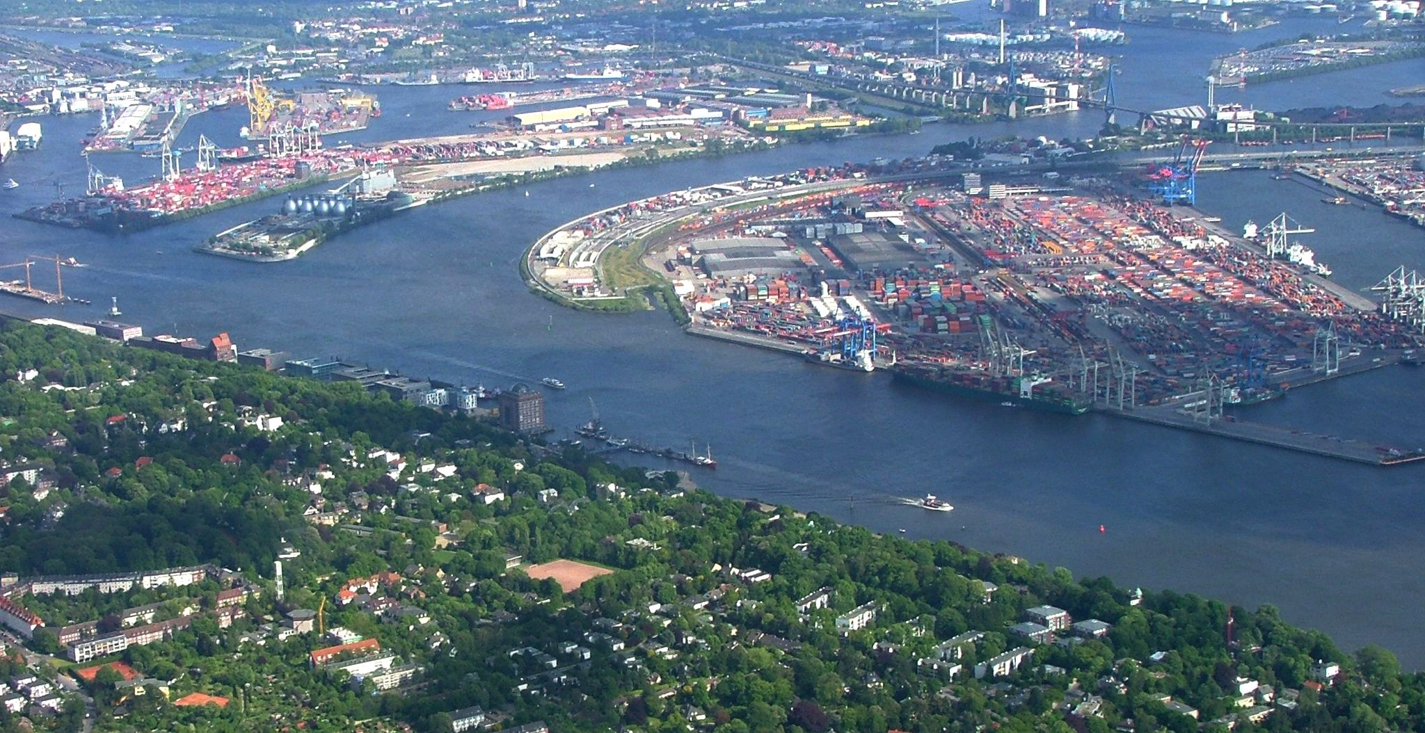 Port W Hamburgu Wikipedia Wolna Encyklopedia