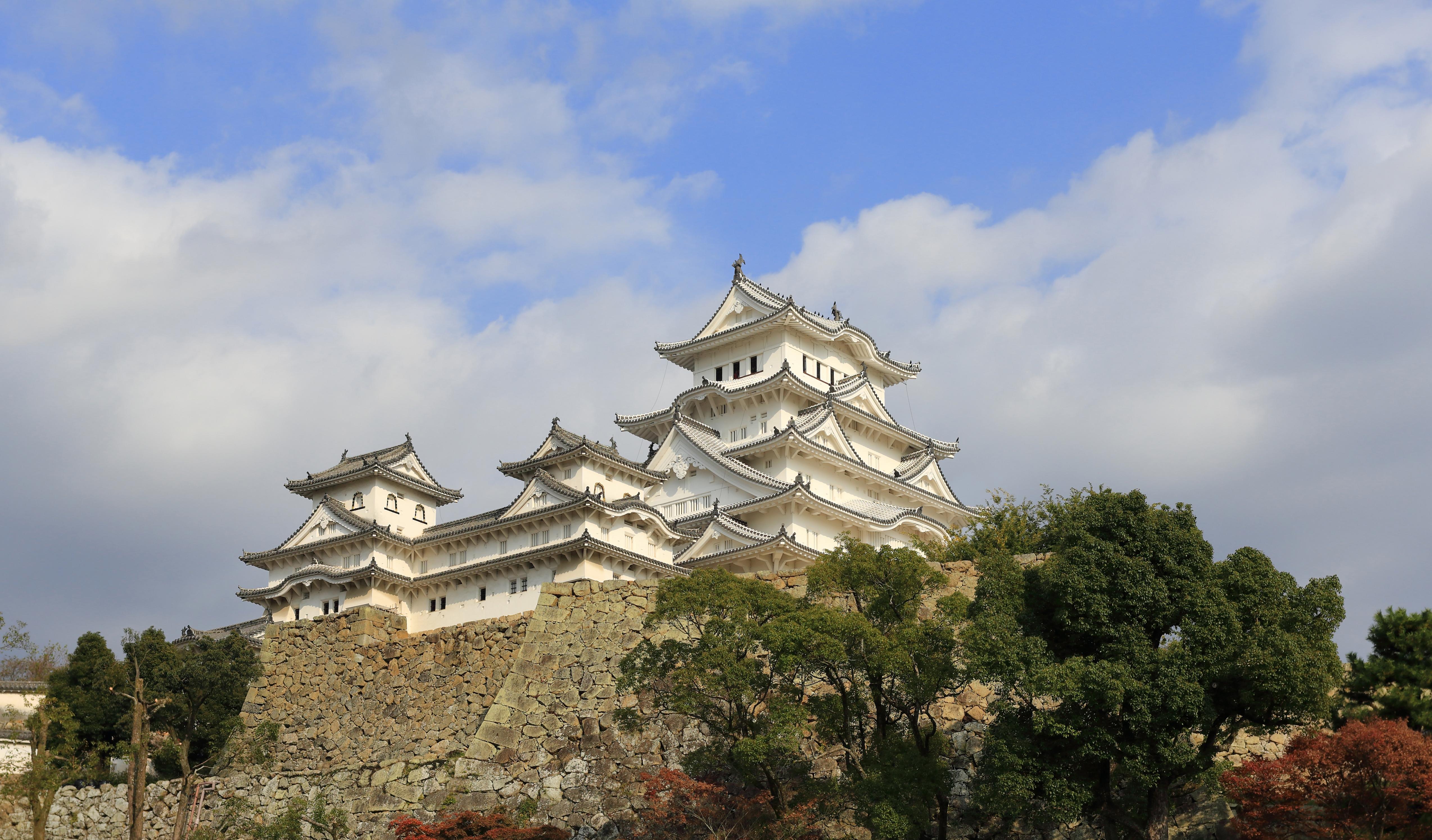 File Himeji Castle  November 2016 -01 Jpg