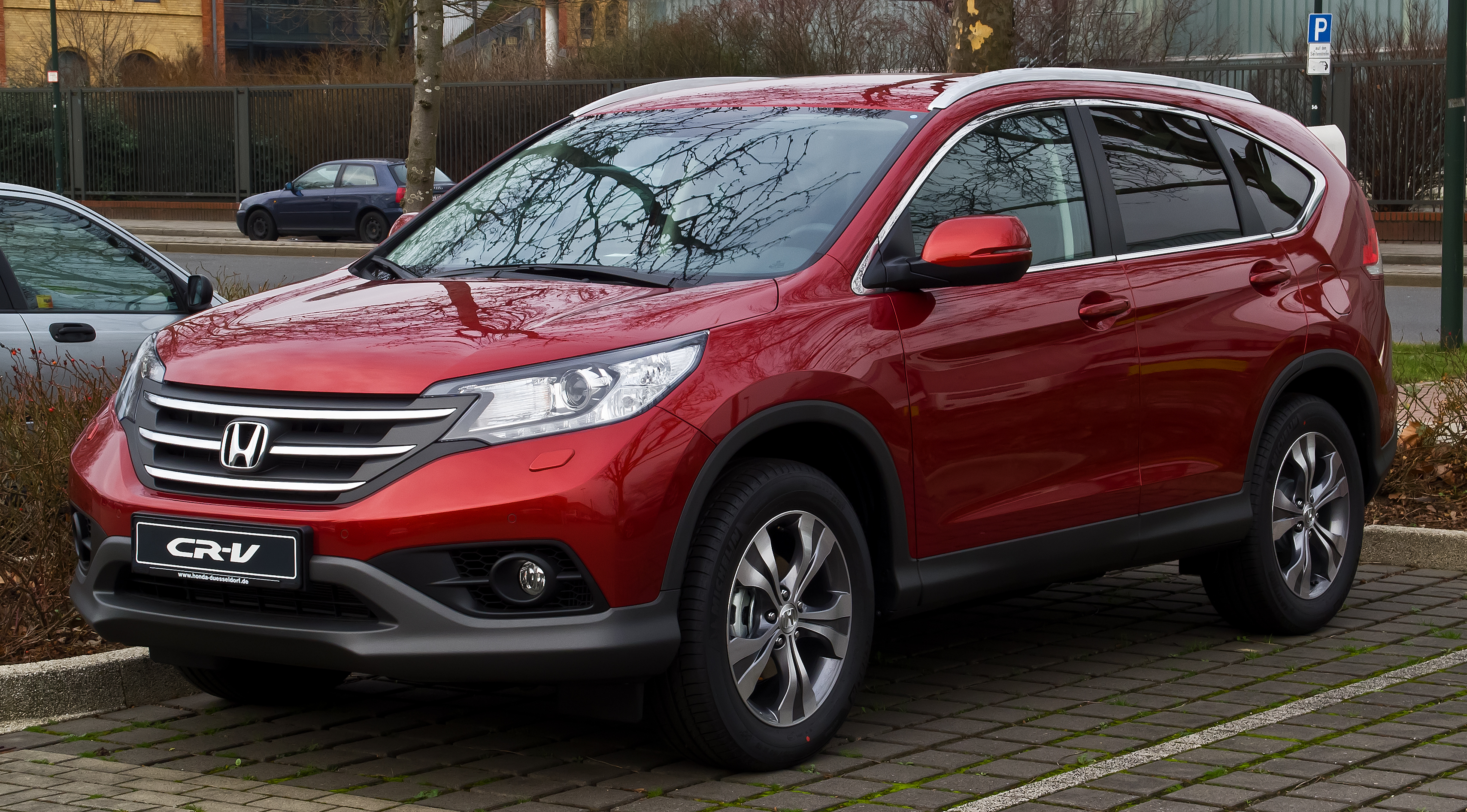 honda cr-v (fourth generation) - wikipedia