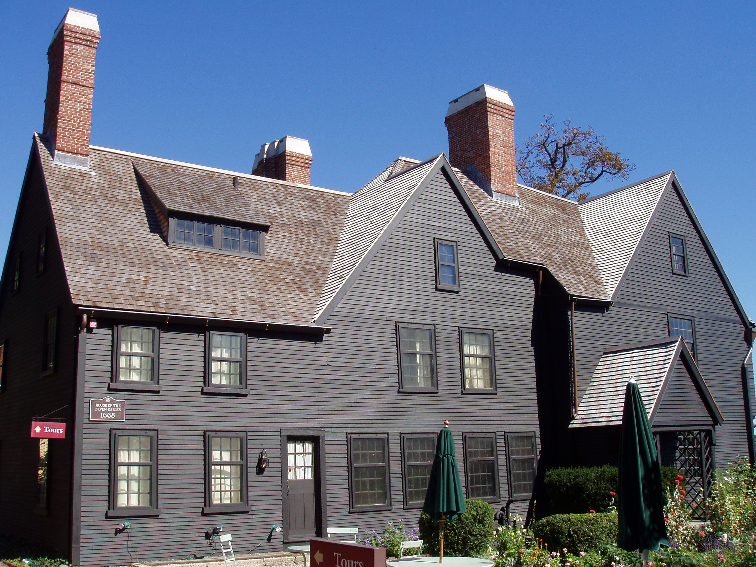 Photo De Voyage The House Of The Seven Gables Salem