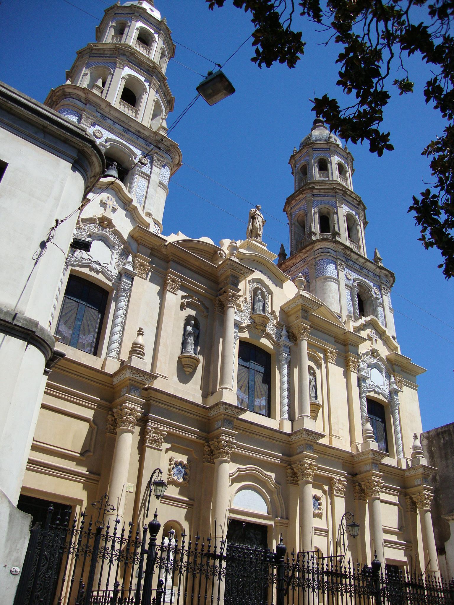 Parroquia de San Pedro Telmo