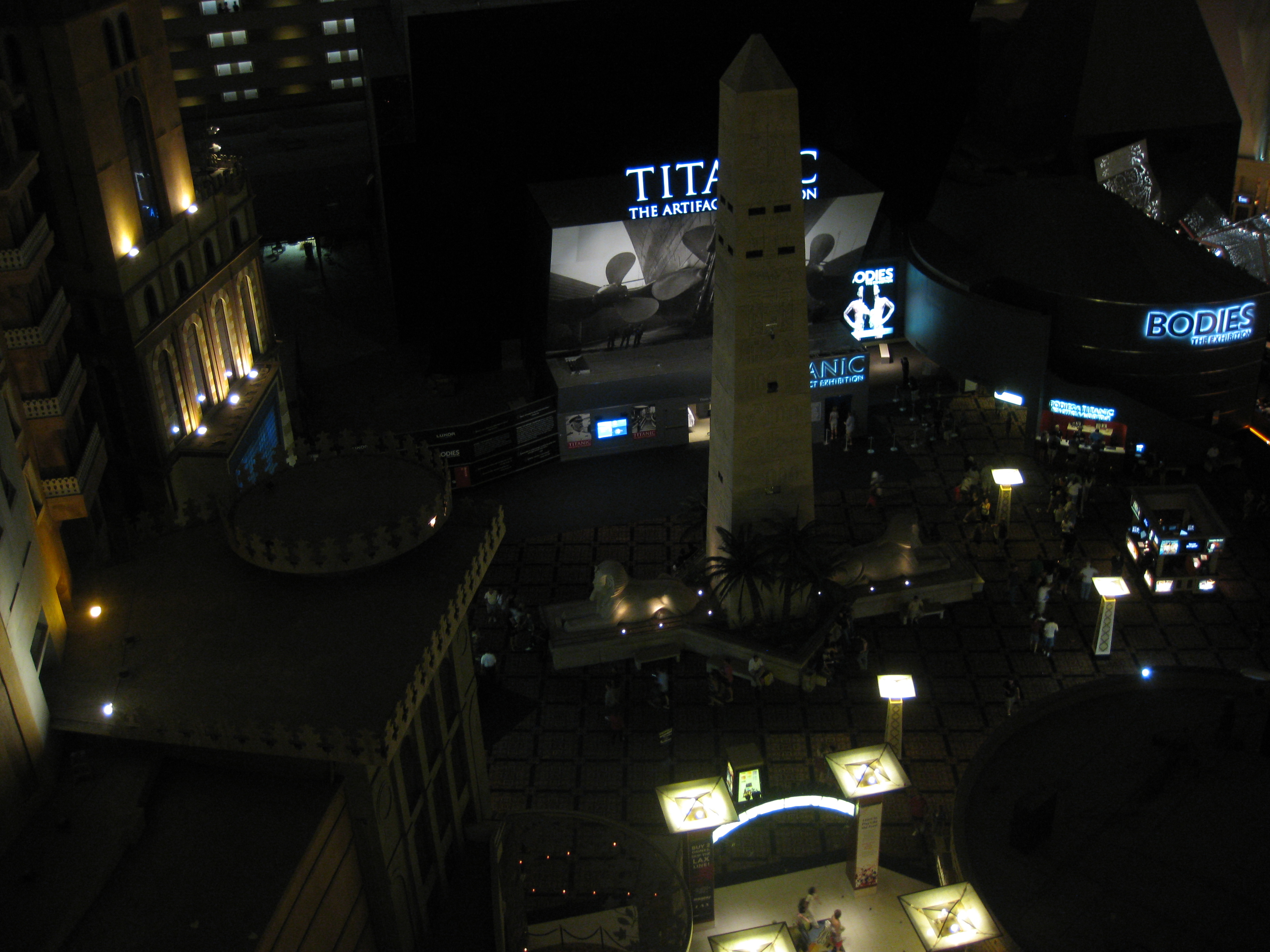 File Inside View Of The Luxor Hotel Img 3714 Jpg
