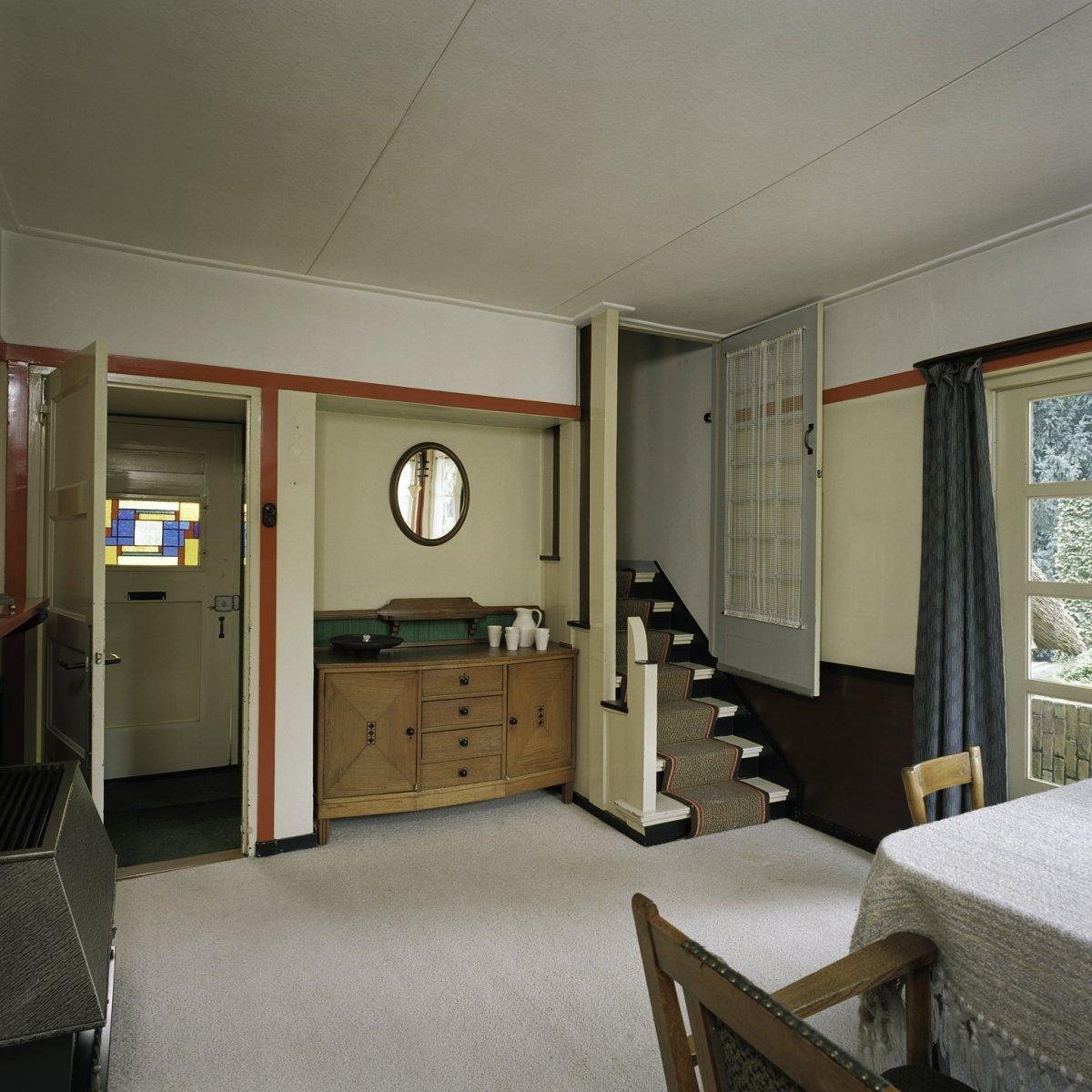 File interieur overzicht van de woonkamer richting for Interieur woonkamer ideeen