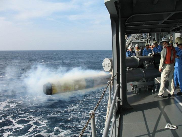 12式魚雷 - Wikipedia
