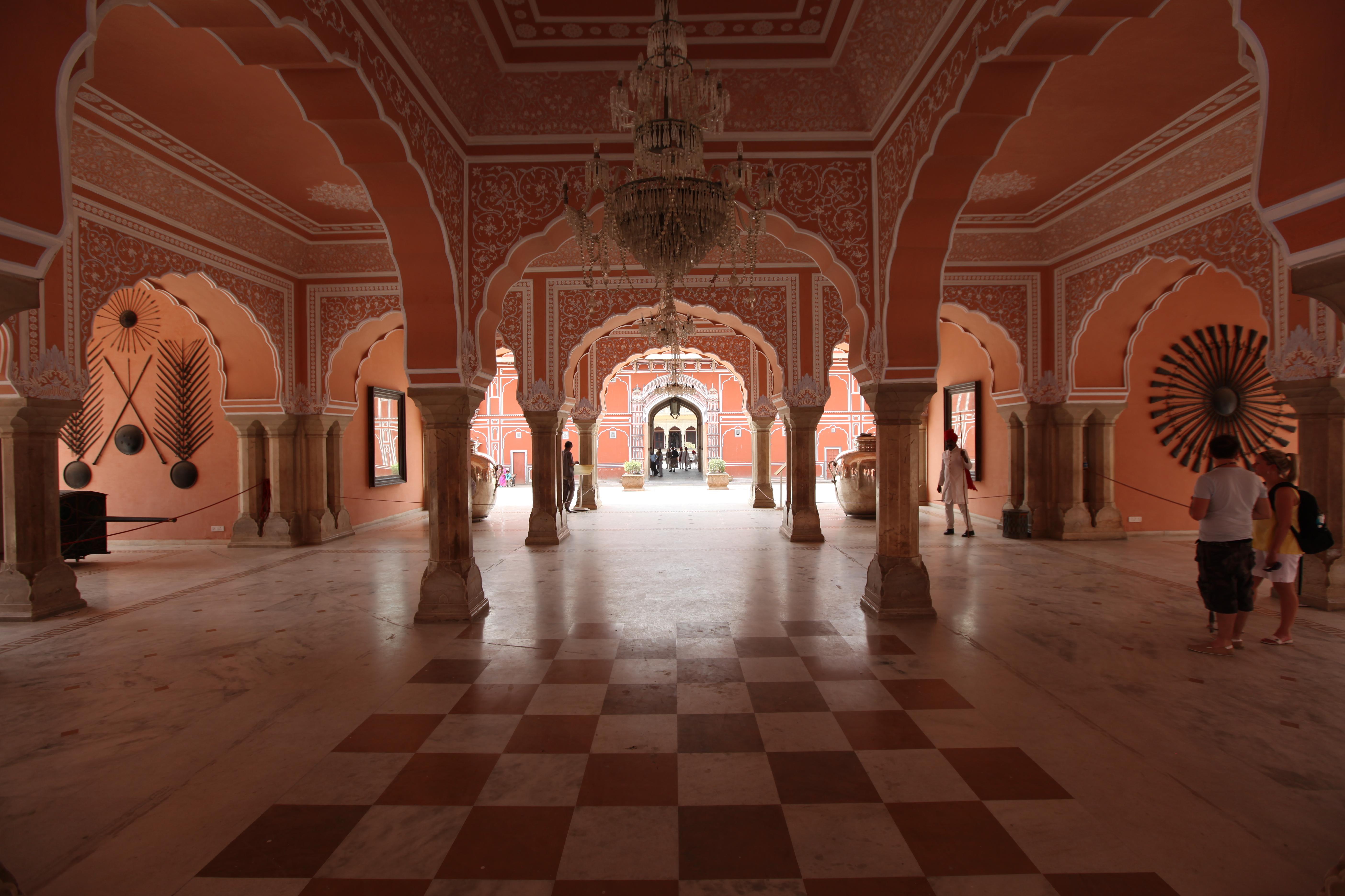 File Jaipur City Palace Wikimedia Commons