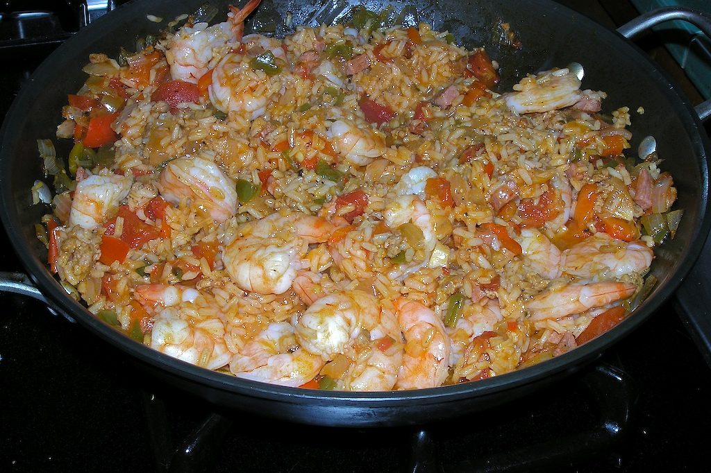 Preferenza Jambalaya (cibo) - Wikipedia MG14