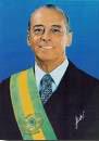 Retrato oficial de João Figueiredo.