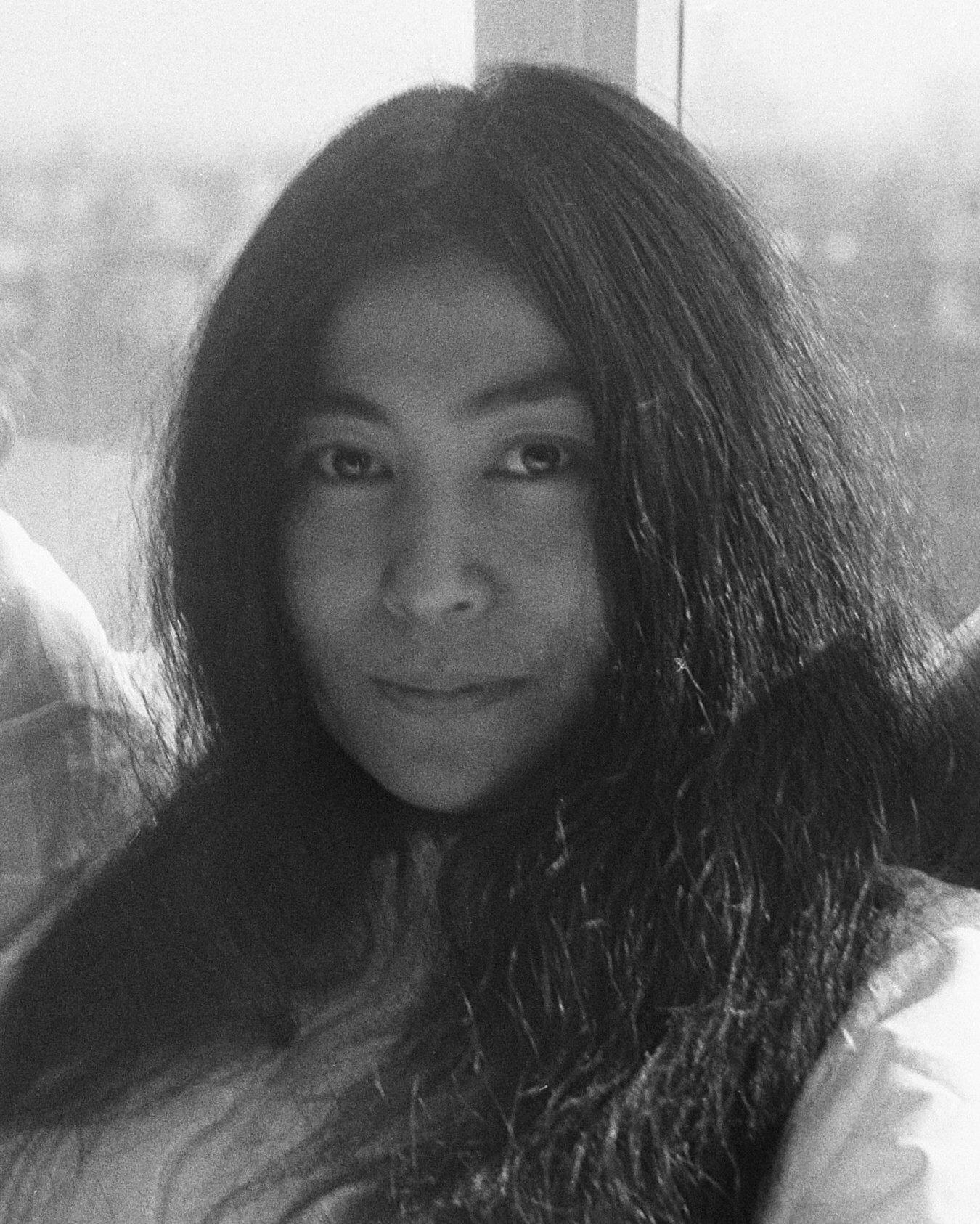 Nackt Yoko Ono  Naked ambition