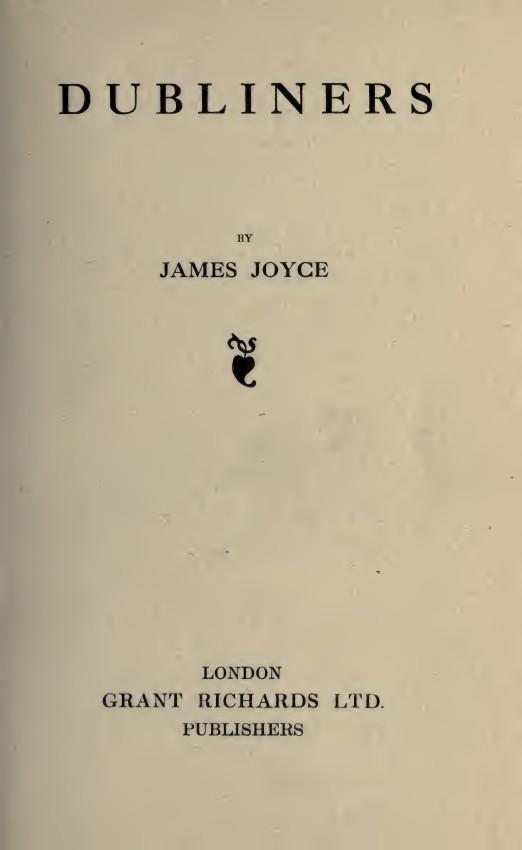 Joyce dubliners araby essays