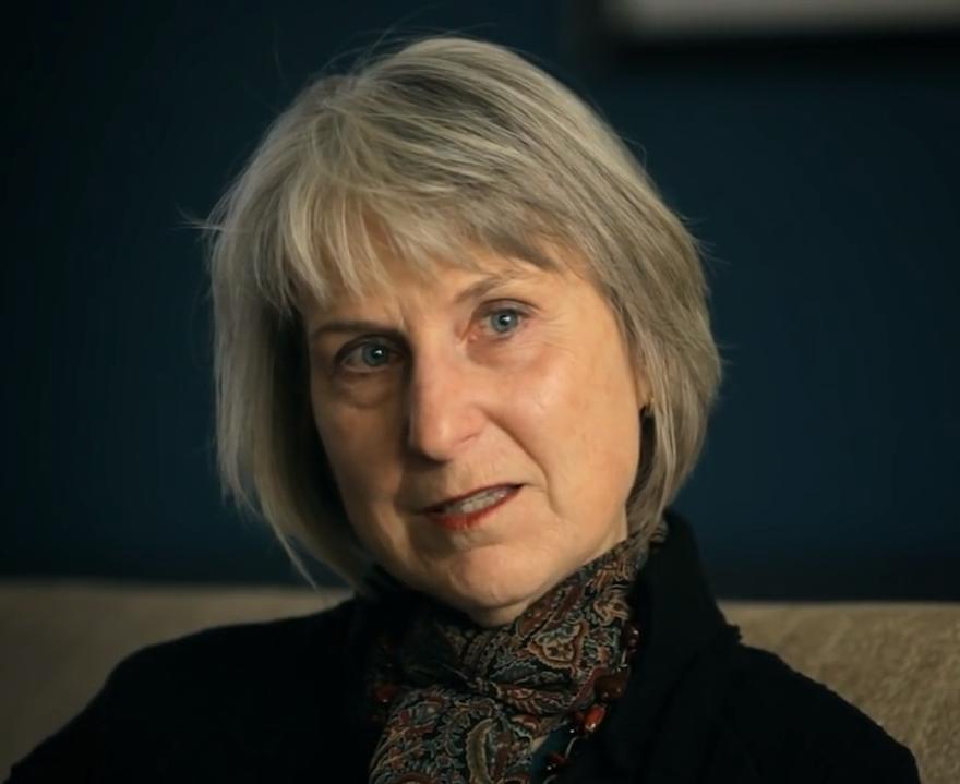 Kathleen Flake in 2016